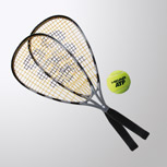 Tennis-Balls and Brackets