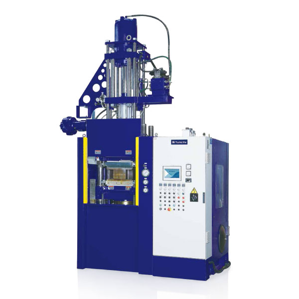Rubber & Silicone Injection Molding Machine