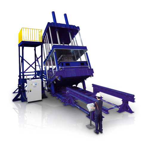 Resin Transfer Molding Machine