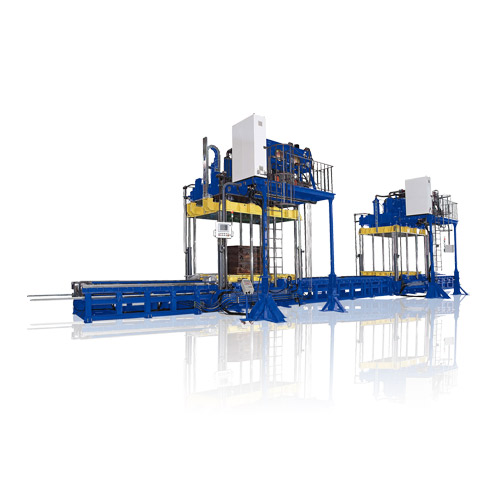 Fiberglass Bulk Molding Compound Forming Machine