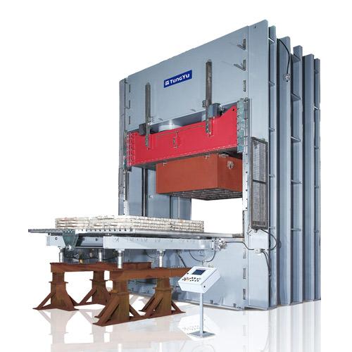 Thermoplastics Stamping Machine